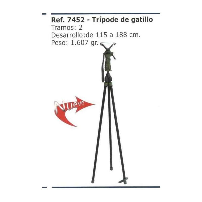 COMPRAR COMPLEMENTOS CAZA EISPORT TRÍPODE DE GATILLO