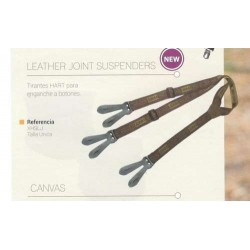 COMPRAR COMPLEMENTOS ROPA HART TIRANTES LETHER JOINT SUSPENDERS