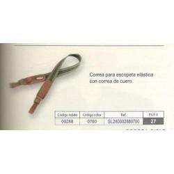 COMPRAR PORTA-ESCOPETAS CORREA PORTAFUSIL GREENSTONE ELÁSTICA REF: SL280