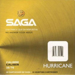 SAGA CALIBRE 20 HURRICANE