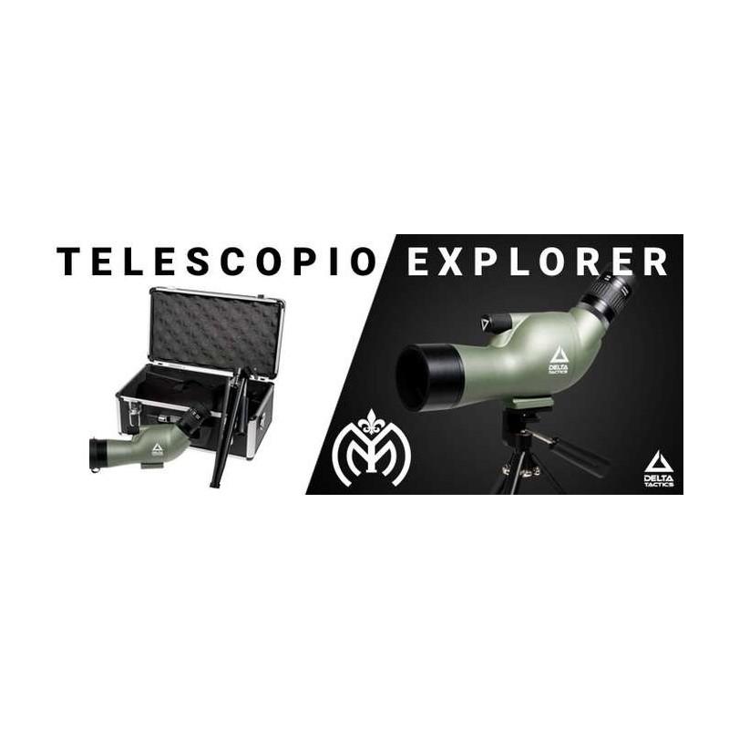COMPRAR OPTICA TELESCOPIO DENTAL TACTICS 15-45X60