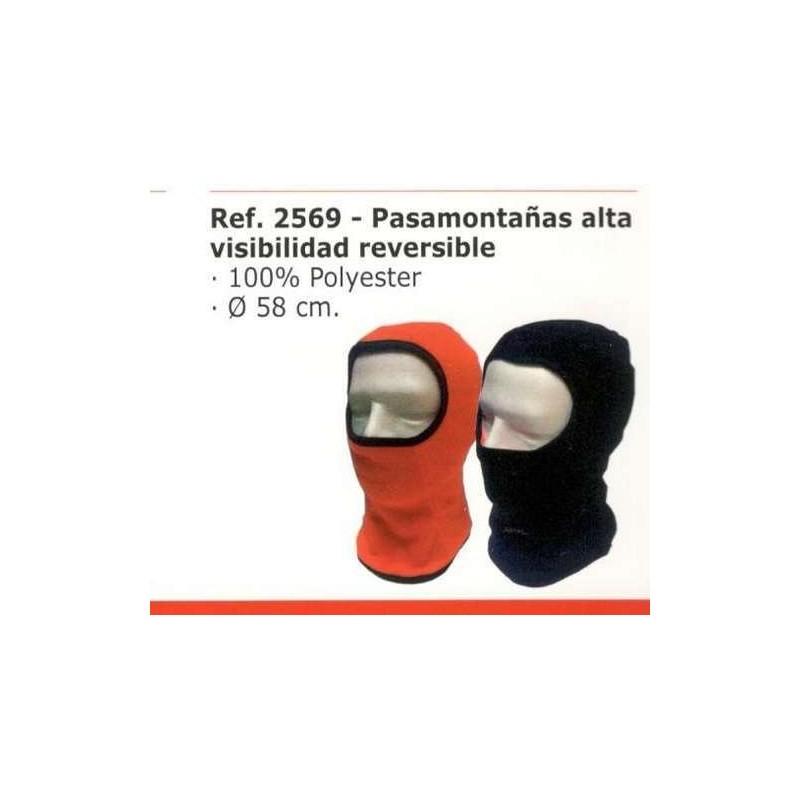 COMPRAR Inicio PASAMONTAÑAS ALTA VISIBILIDAD REVERSIBLE