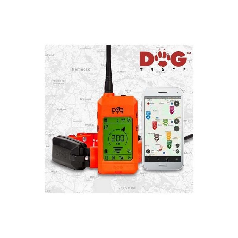 COMPRAR GPS-BEEPERS-ADIESTRAMIENTO ARCEA LOCALIZADOR GPS DOGTRACE X30