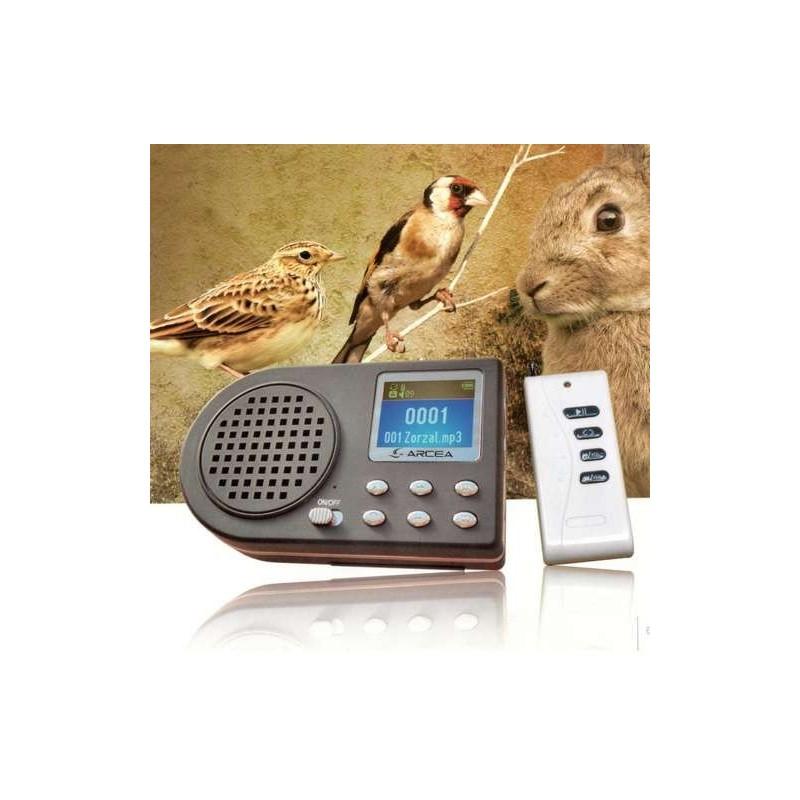 COMPRAR Reproductores de cantos REPRODUCTOR DE CANTOS MP3 CON MANDO