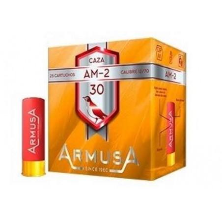 COMPRAR CARTUCHOS ARMUSA AM 2 30 Gr.