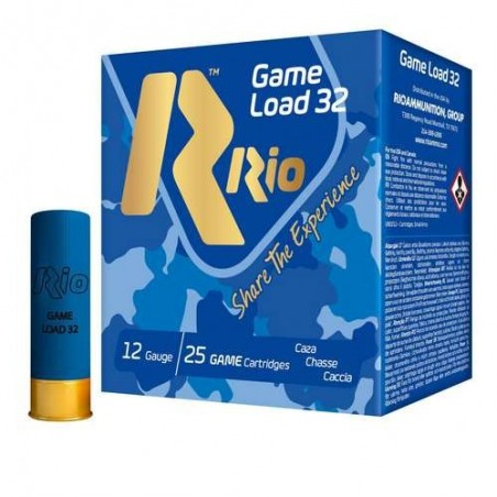 COMPRAR CARTUCHOS RIO 20 GAME LOAD 32 GRAMOS