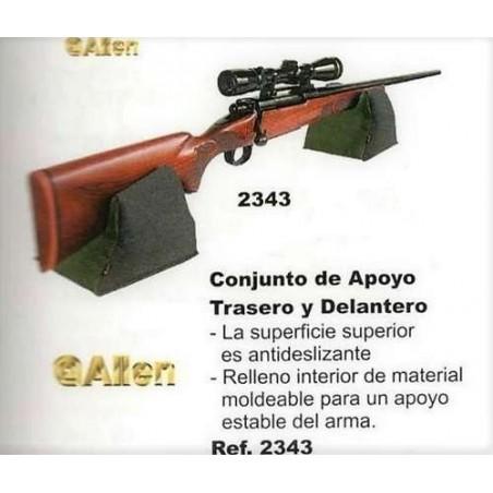 COMPRAR DESTACADOS CONJUNTO DE APOYO TRASERO Y DELANTERO ALLEN REF: 2343