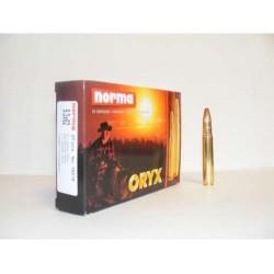 COMPRAR MUNICION METALICA NORMA 9,3 X 62 285GR PUNTA ORYX