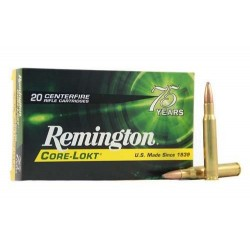 COMPRAR MUNICION METALICA REMINGTON CORE-LOKT 7 X 64 175GR PUNTA PSP