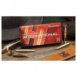 COMPRAR MUNICION METALICA HORNADY BALA SUPERFORMANCE INTERNACIONAL 9,3 X62 250GR
