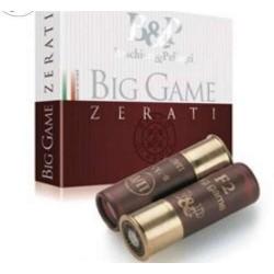 COMPRAR Inicio B&P CARTUCHOS BIG GAME ZERATI 36 CAL. 12