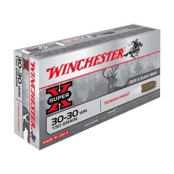 COMPRAR WINCHESTER WINCHESTER BALA POWER POINT 30-30W 150GR