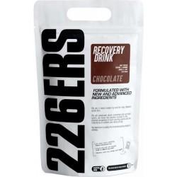 COMPRAR COMPLEMENTOS ENERGÍA CAZADOR 226ERS RECOVERY DRINK 1 KG - Batido Recuperador Muscular Sin Gluten - Bajo en Azúcar-