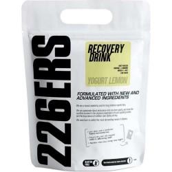 COMPRAR COMPLEMENTOS ENERGÍA CAZADOR 226ERS RECOVERY DRINK 500 GR - Batido Recuperador Muscular Sin Gluten - Bajo en Azúcar