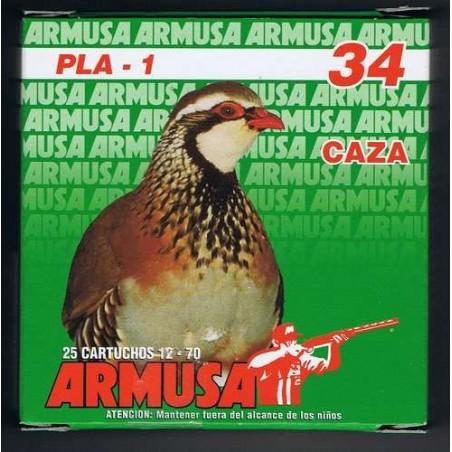 COMPRAR CARTUCHOS ARMUSA PLA-1 34 GR