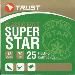 COMPRAR CARTUCHOS Trust Super Star 36 Gr.