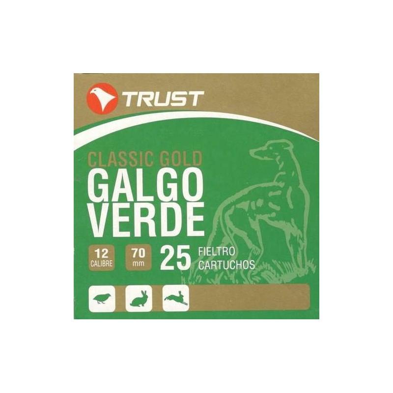 COMPRAR CARTUCHOS Trust Galgo Verde 32 Gr.