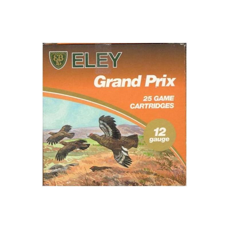 COMPRAR CARTUCHOS Eley Grand Prix 30 Gr