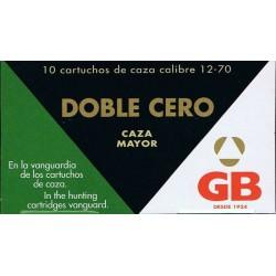 GB DOBLE CERO 35 GR