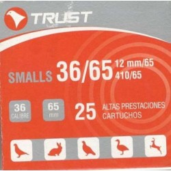 Trust  Smalls 36/65 Calibre...