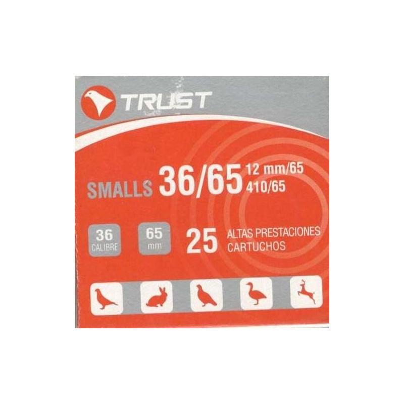 COMPRAR CARTUCHOS Trust Smalls 36/65 Calibre 410