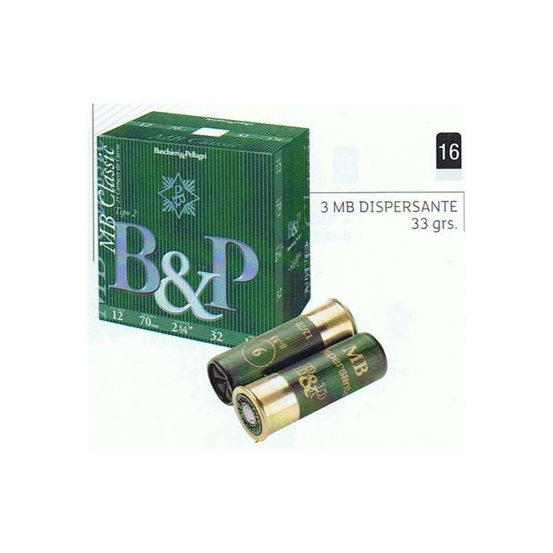 COMPRAR CARTUCHOS B&P 3MB DISPERSANTE 33 GR