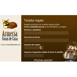 COMPRAR DESTACADOS TARJETA REGALO