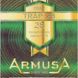 COMPRAR CARTUCHOS ARMUSA TRAP 28 GR