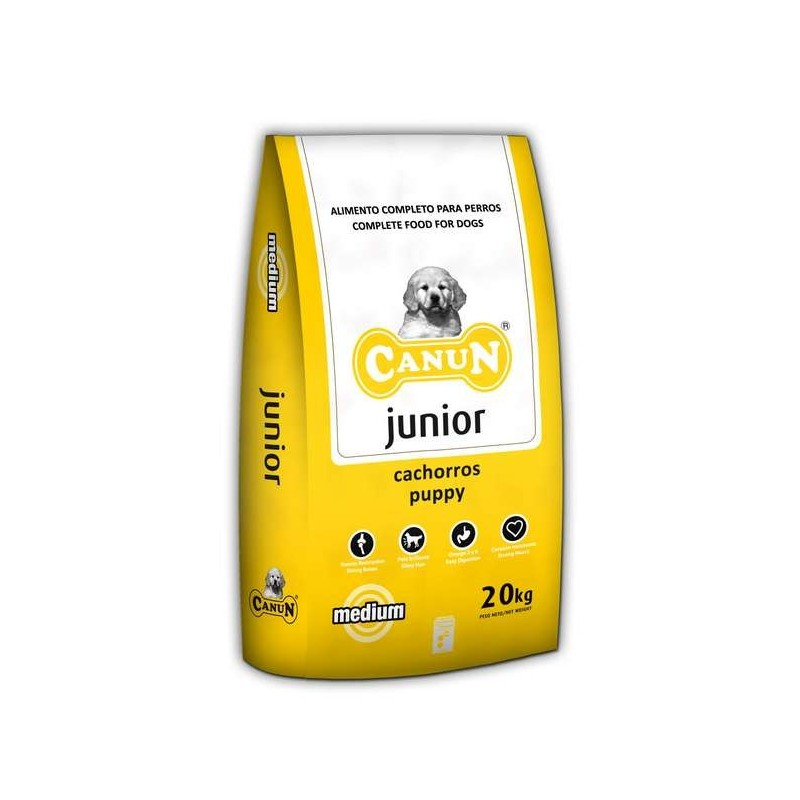 COMPRAR PIENSO JUNIOR