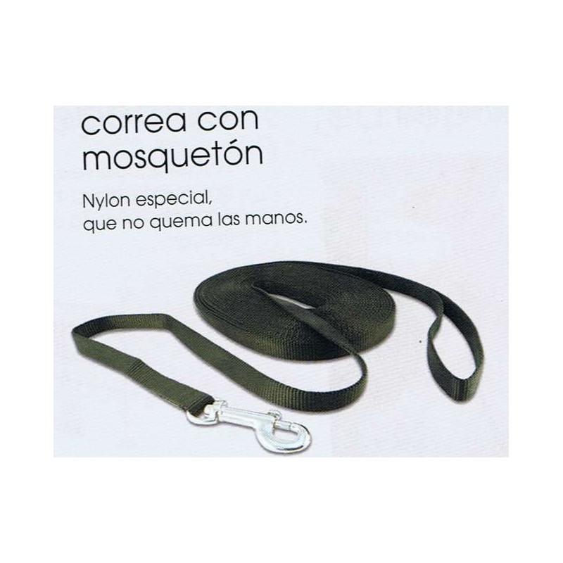 COMPRAR ARTICULOS PARA PERROS ARCEA CORREA CON MOSQUETON