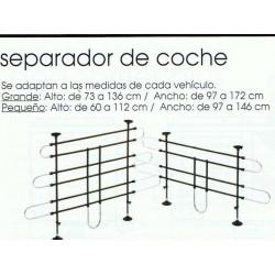 COMPRAR ARTICULOS PARA PERROS ARCEA SEPARADOR DE COCHE