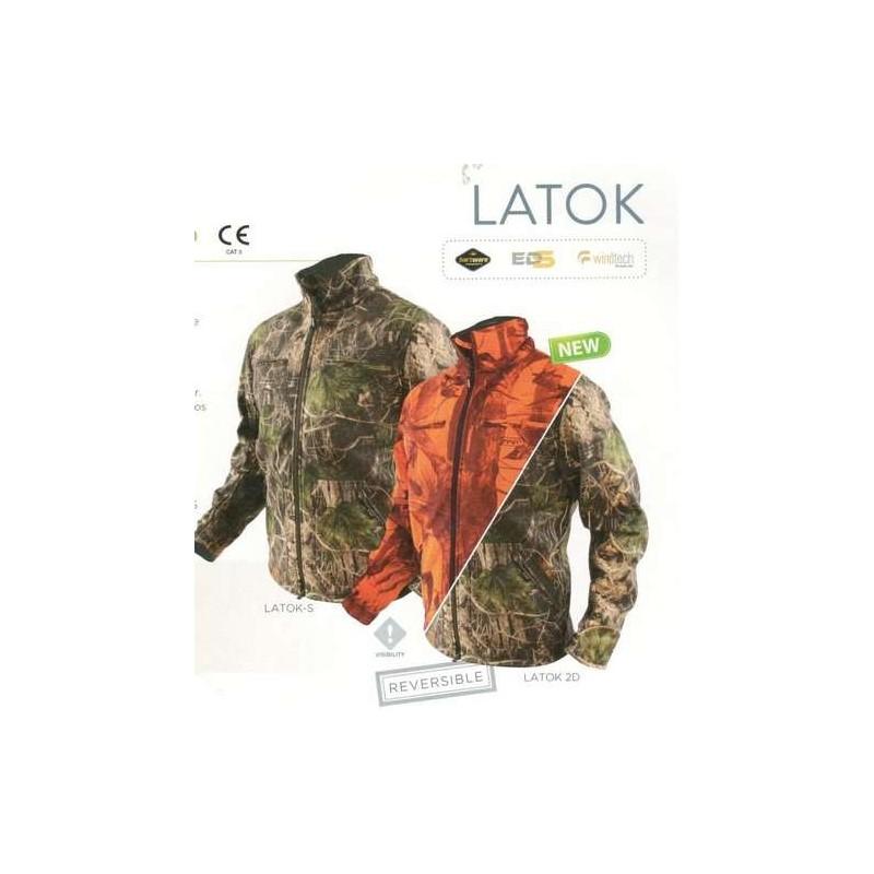 COMPRAR ROPA HART SOFT-SHELL LATOK- LATOK 2D
