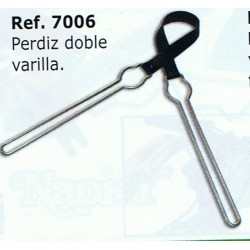 COMPRAR COMPLEMENTOS CAZA EISPORT PORTACAZAS PERDIZ Ref: 7006