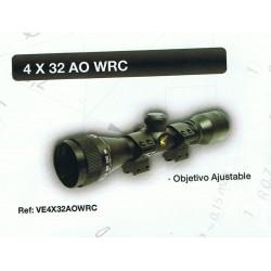 COMPRAR OPTICA VISOR GAMO 4 X 32 AO WR COMPACT PARA CARABINA