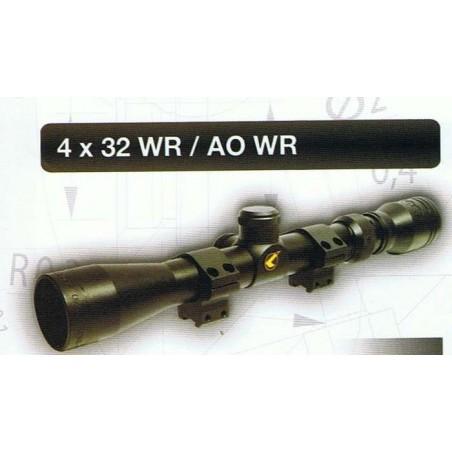 COMPRAR OPTICA VISOR GAMO 4 X 32 WR PARA CARABINA