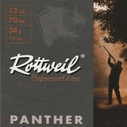 ROTTWEIL  PANTHER 34 GRAMOS