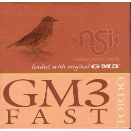 COMPRAR CARTUCHOS NOBELSPORTITALIA GM3 FAST 32 GR