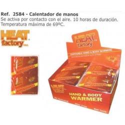 COMPRAR COMPLEMENTOS ROPA EISPORT CALENTADOR DE MANOS REF: 2584