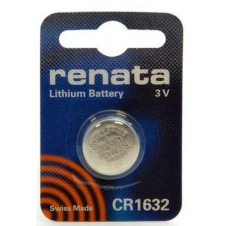 COMPRAR Pilas PILA BOTON LITIO RENATA 3V (CR1632)