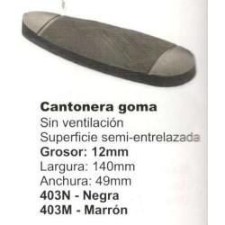 COMPRAR REPUESTOS GIL CANTONERA GOMA REF: 403N