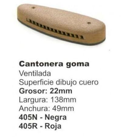 COMPRAR REPUESTOS GIL CANTONERA GOMA REF: 405N