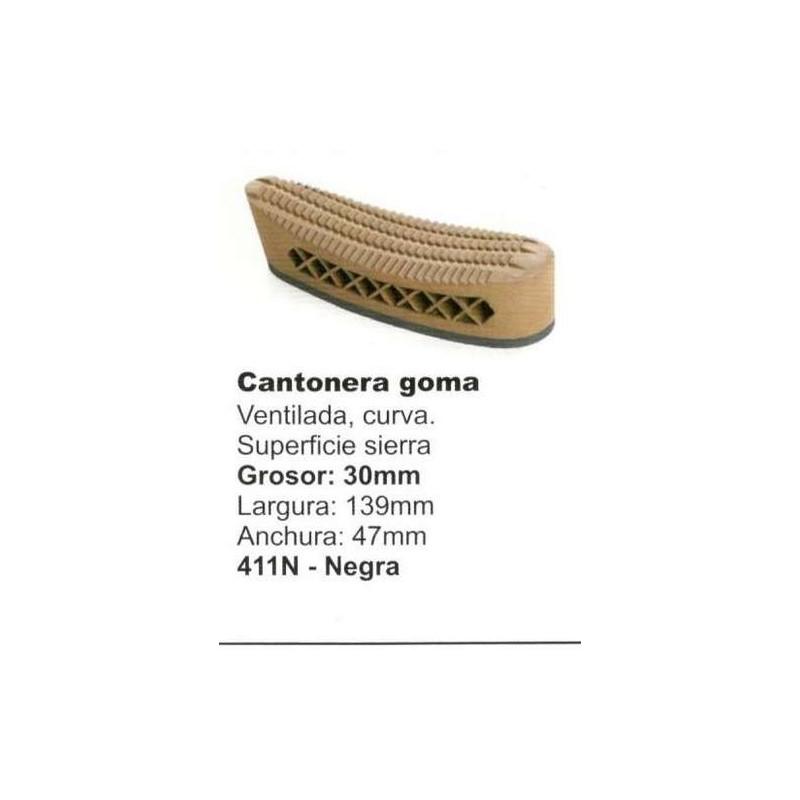 COMPRAR REPUESTOS GIL CANTONERA GOMA REF411N (NEGRA)