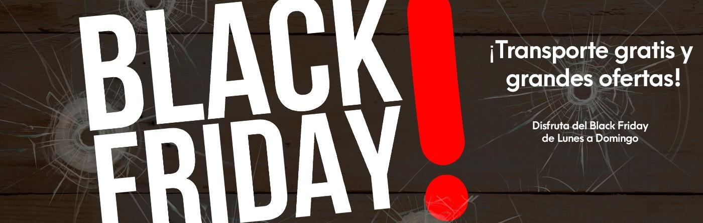Black Friday en Cosas de Caza