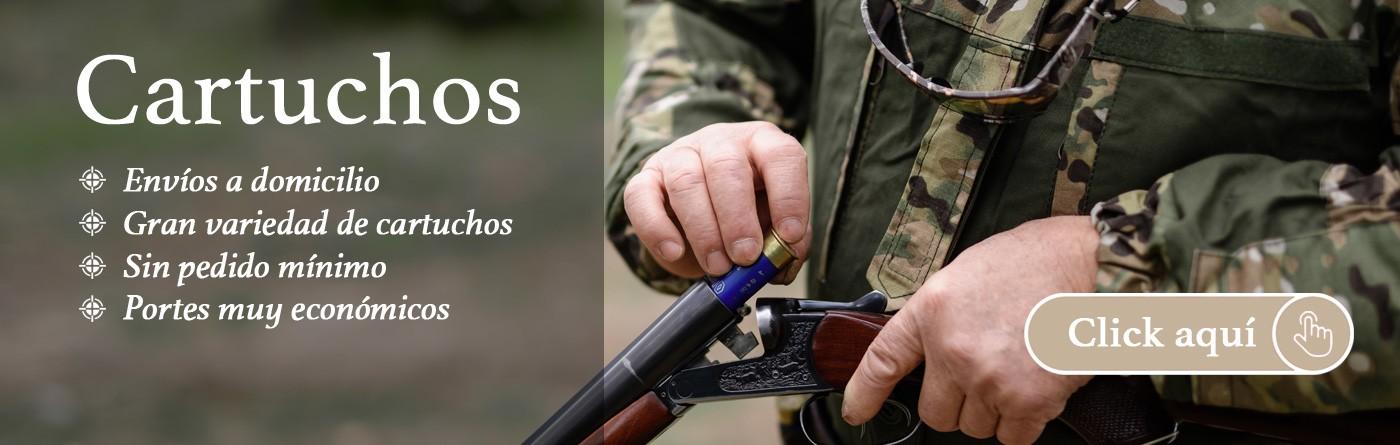 Cartuchos para caza